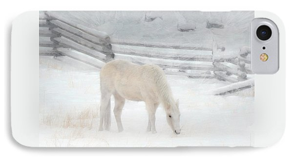 Shades Of Pale IPhone Case by Ed Hall