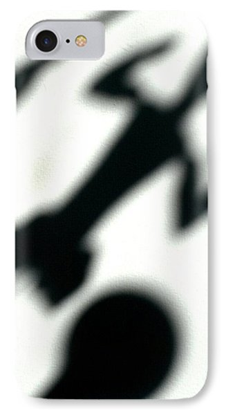 Shadow Art Phone Case by Godfrey McDonnell