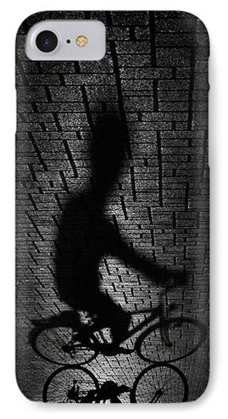 Shadow Bike... IPhone Case