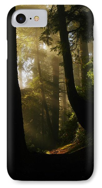 Shadow Dreams Phone Case by Jeff Swan