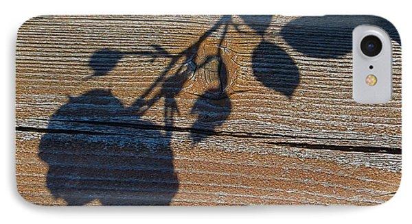 Shadow Of Beauty IPhone Case by Rita Mueller