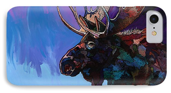 Shadows IPhone Case by Bob Coonts