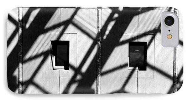Shadows Canberra Phone Case by Steven Ralser