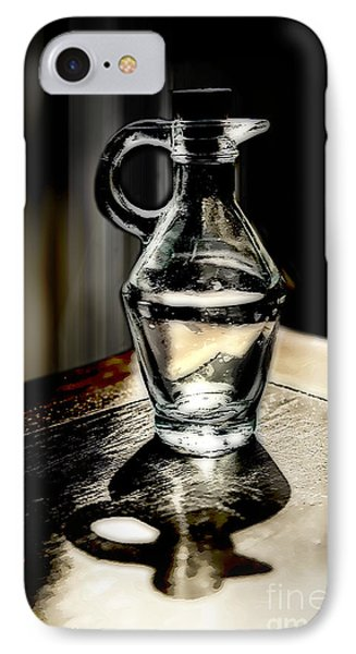 Shadows Of The Bottle IPhone Case