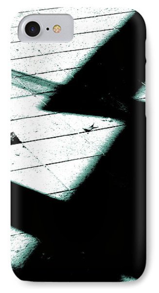 Shadows On The Floor  IPhone Case
