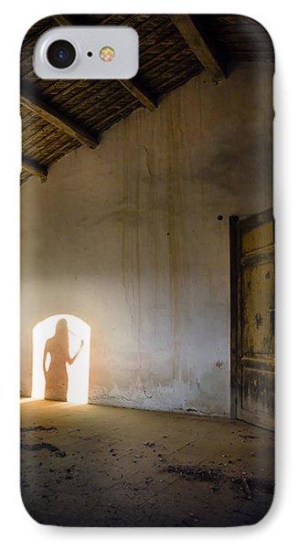 Shadows Reborn - Vanity IPhone Case by Alfio Finocchiaro