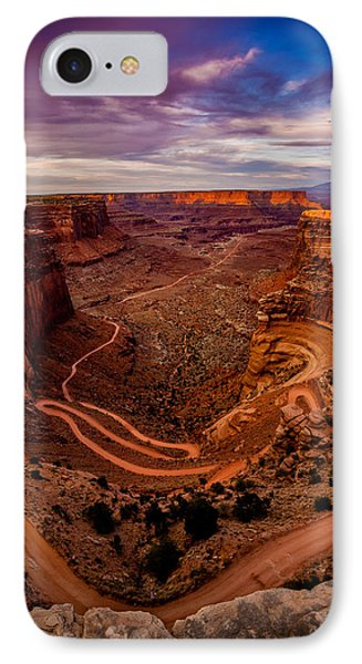 Shafer Trail Vertical IPhone Case