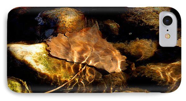 Shallow Beauty Phone Case by Steven Milner
