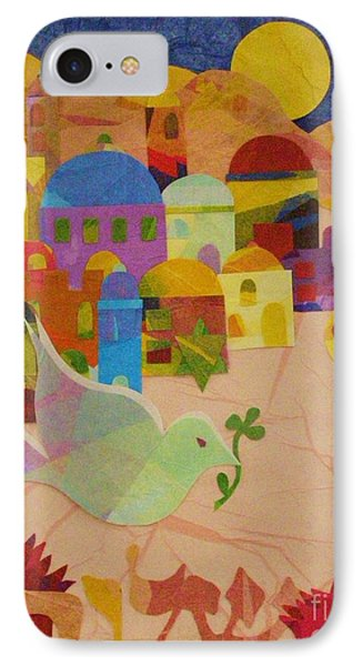 Shalom  IPhone Case by Diane Miller