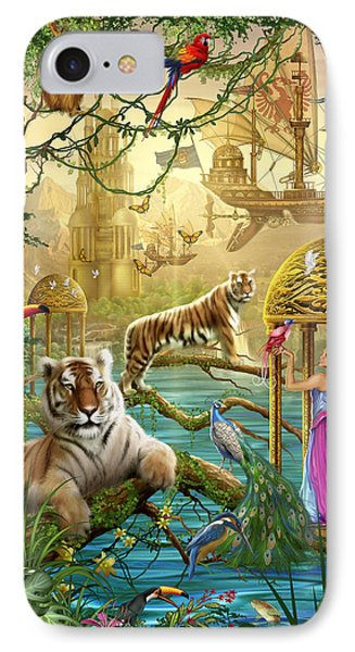 Shangri La Summer IPhone Case