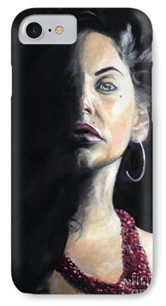 Shani IPhone Case by Stan Tenney