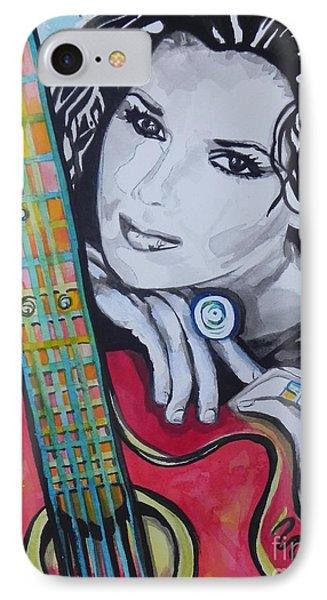 Shania Twain IPhone Case