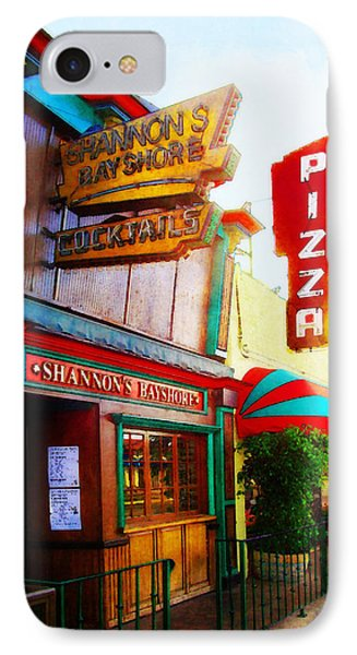 Shannon's Bayshore IPhone Case by Timothy Bulone