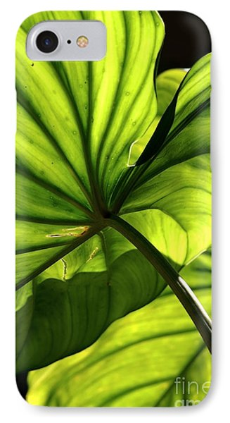 IPhone Case featuring the photograph Shapes Of Hawaii 12 by Ellen Cotton