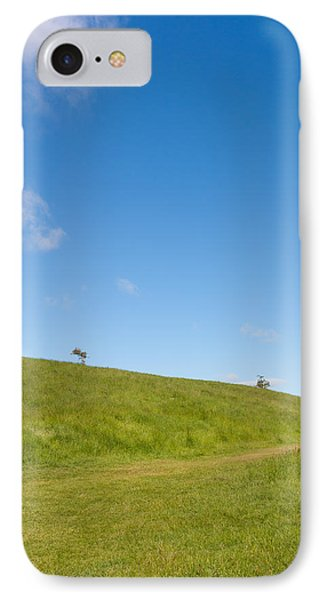Shapes Of Nature Part Three Phone Case by Semmick Photo