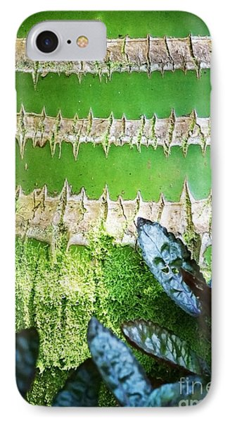 IPhone Case featuring the photograph Shapes Of Hawaii 13 by Ellen Cotton