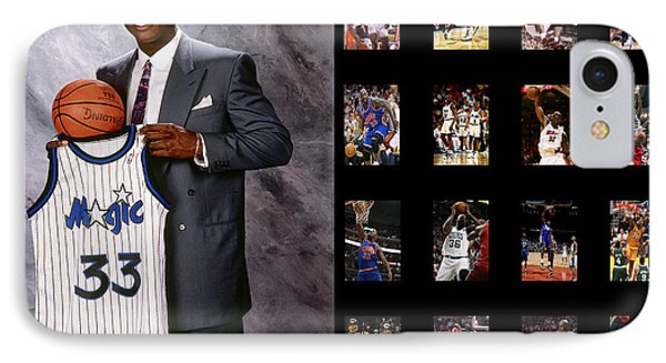 Shaquille O'neal IPhone Case