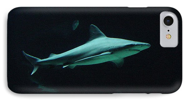 Shark-09451 Phone Case by Gary Gingrich Galleries