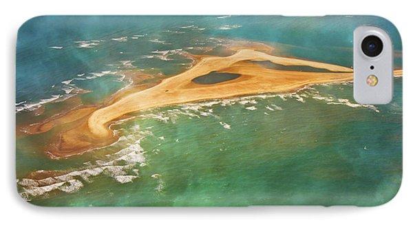 Shark Island Nc IPhone Case by Betsy Knapp