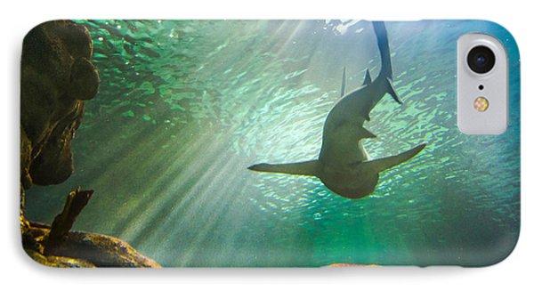 Shark Tank Phone Case by Bill Pevlor