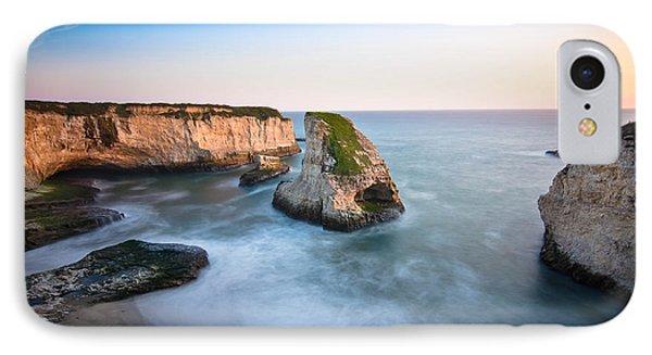 Shark Fin Cove  IPhone Case by Justin Matoi
