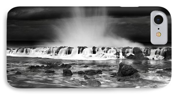 Sharks Cove Spectacle IPhone Case by Sean Davey