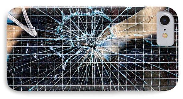 Shattered But Not Broken IPhone 7 Case
