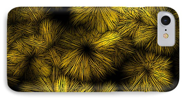 Shattered Daisy 5 Phone Case by Patricia Keith