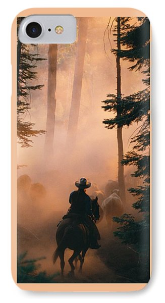 Shayna IPhone Case by Diane Bohna