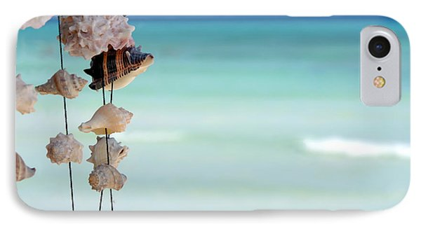 She Sells Seashells Phone Case by Sophie Vigneault