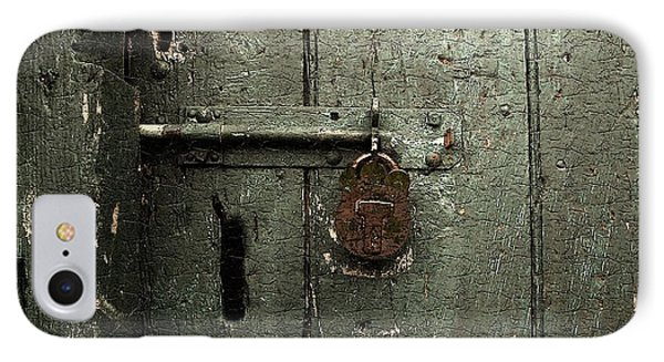 Shed Of Secrets Phone Case by RC deWinter