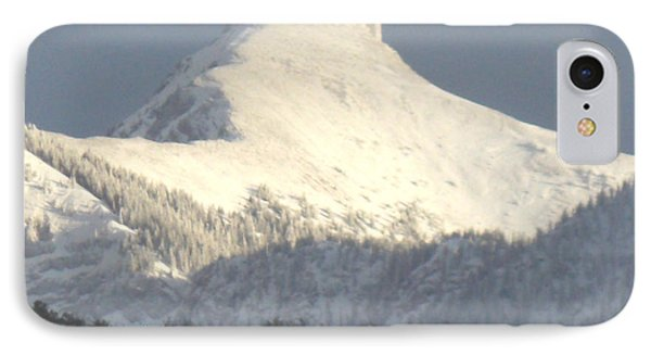 Sheep's Head Peak-mountain Muse Between Storms IPhone Case by Anastasia Savage Ealy