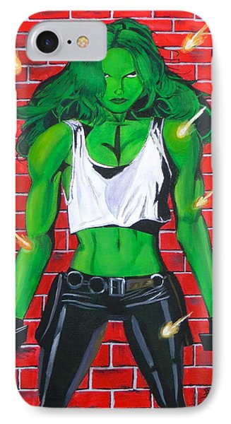 Shehulk IPhone Case