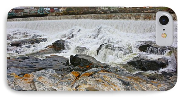 Shelburne's Falls Phone Case by Randi Shenkman
