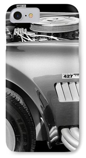 Shelby Cobra 427 Engine IPhone Case