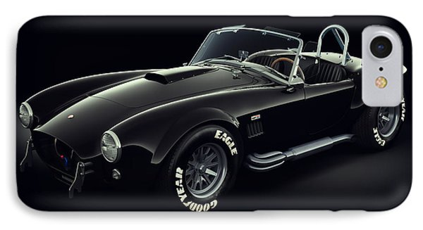 Shelby Cobra 427 - Ghost IPhone Case