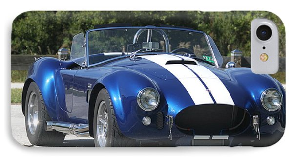Shelby Cobra IPhone Case by Christiane Schulze Art And Photography