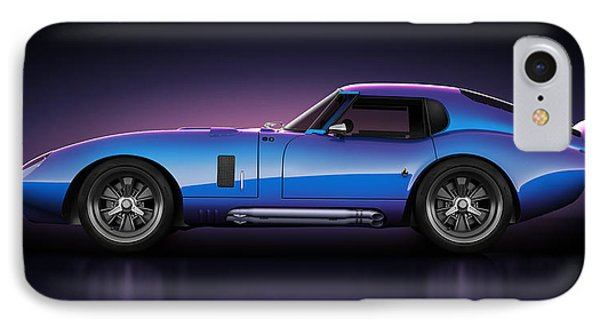 Shelby Daytona - Velocity Phone Case by Marc Orphanos