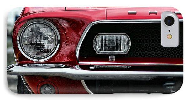 Shelby Mustang Phone Case by Gordon Dean II