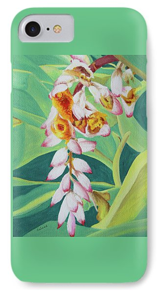 Shell Ginger IPhone Case