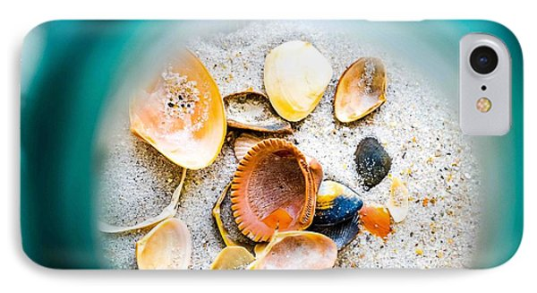 Shell Paradise  IPhone Case by Mary Ward