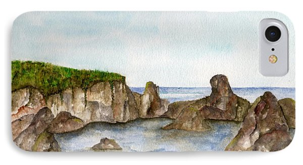 Sheltered Cove IPhone Case