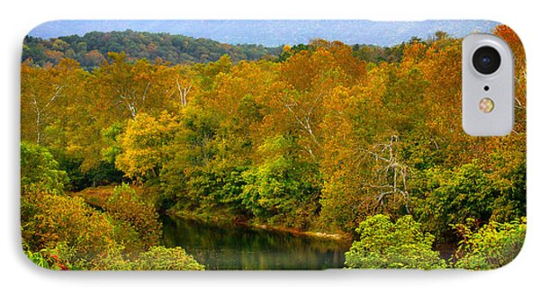 Shenandoah River IPhone Case by Mark Andrew Thomas