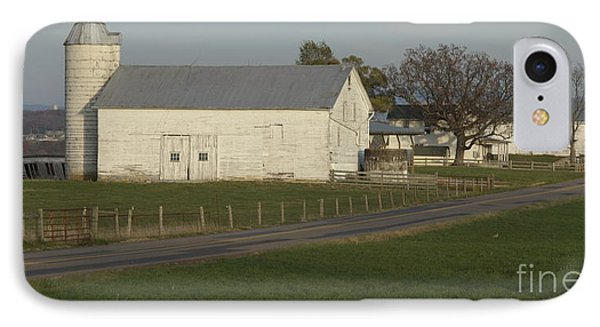 Shenandoah Valley Farm Panorama Phone Case by Anna Lisa Yoder