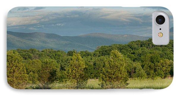 Shenandoah Valley May View IPhone Case by Lara Ellis