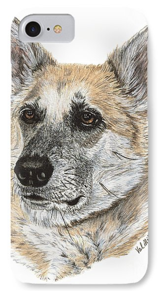 Shepherd Beauty IPhone Case