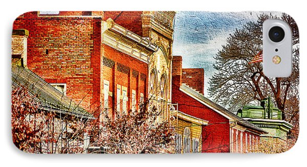 Shepherdstown - East German Street In November IPhone Case