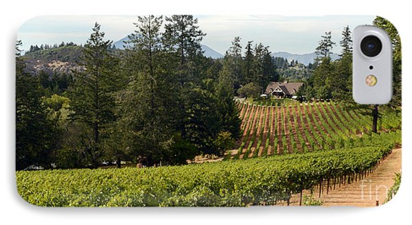 Sherwin Family Vineyards IPhone Case