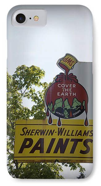 Sherwin Williams IPhone Case by Laurie Perry