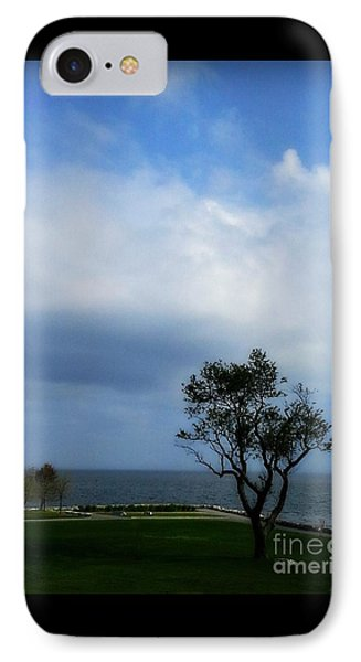 IPhone Case featuring the photograph Sherwood Island by Kristine Nora
